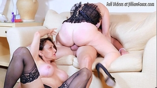 Jillian foxxx and ally 3some trailer