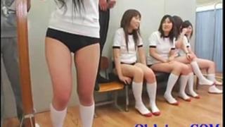 Young schoolgirls need shlong milk