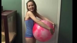 I love the cute little abdomen dancer dress u got me