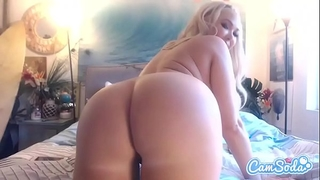 Summer brielle large bumpers large arse blond double slit penetration.