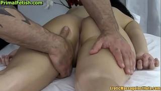 Karly baker - full body massage & screwed