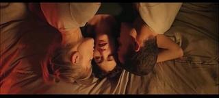 Love 2015 video. merely sex scenes.