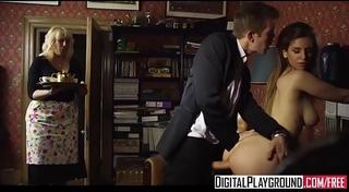 Digitalplayground - sherlock a xxx parody clip 4