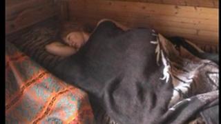 Sleeping mamma