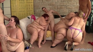 Fat and lascivious bbws amazon darjeeling, apple bomb, wife lynn and enjoyable cheeks har