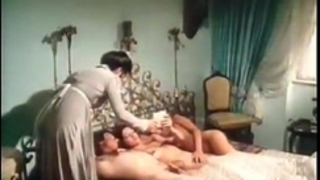 Andrea werdien, melitta berger, hans-peter kremser in vintage sex episode