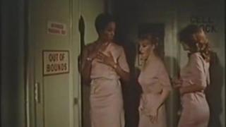 Candida royalle, lisa de leeuw, ian macgregor in vintage sex scene