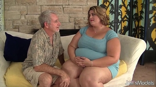 Fat and sexually excited bbw erin green hardcore fuck