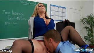 Milf sara jay take wang in pov