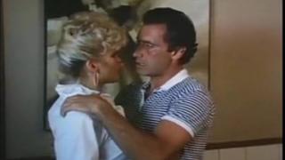 Amber lynn, john leslie in outstanding retro sex movie with john leslie