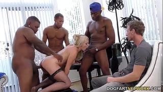 Summer day enjoys anal bang - cuckold sessions