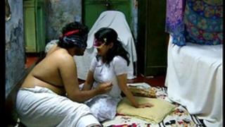 Hot indian virginal savita bhabhi fucking with ashok
