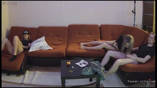 Awesome group masturbation voyeur villa - realcamvideos.com