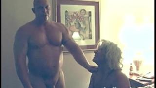 Amateur movie scene of saggy tit prostitute claudia marie