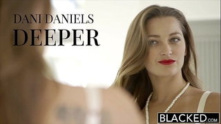 Blacked dani daniels vs 2 massive bbc!