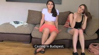 Fakeagentuk italian and british trio in fake casting