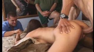 Husband enjoys the black cock sluts act