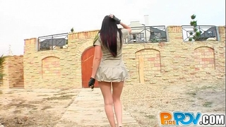 Pure pov female police suggest screwed on sight