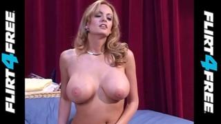 Stormy daniels - classic 2004 livecam scene on flirt4free
