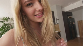 Tight legal age teenager fur pie pulsing with big O