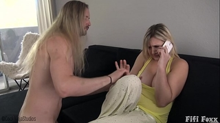 Mom receives drilled by sleepwalking son - fifi foxx & pecker ninja