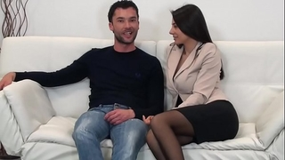 Sofia cucci and the sexy porn casting